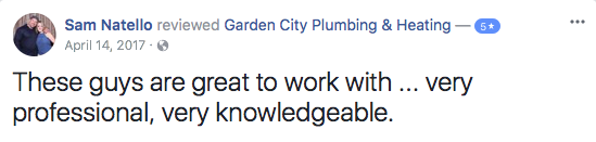 7 Missoula Montana Plumbing Review on Facebook