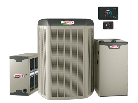 Lennox Furnace - best products for heating and cooling Missoula MT