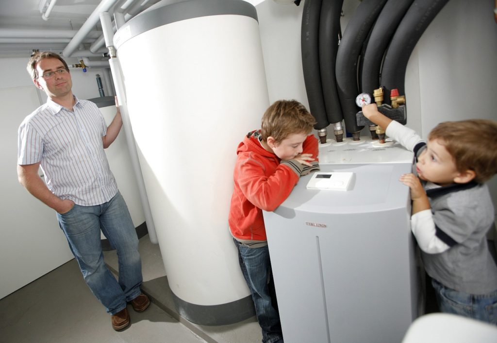 Get Your Hot Water To Work In Missoula Garden City