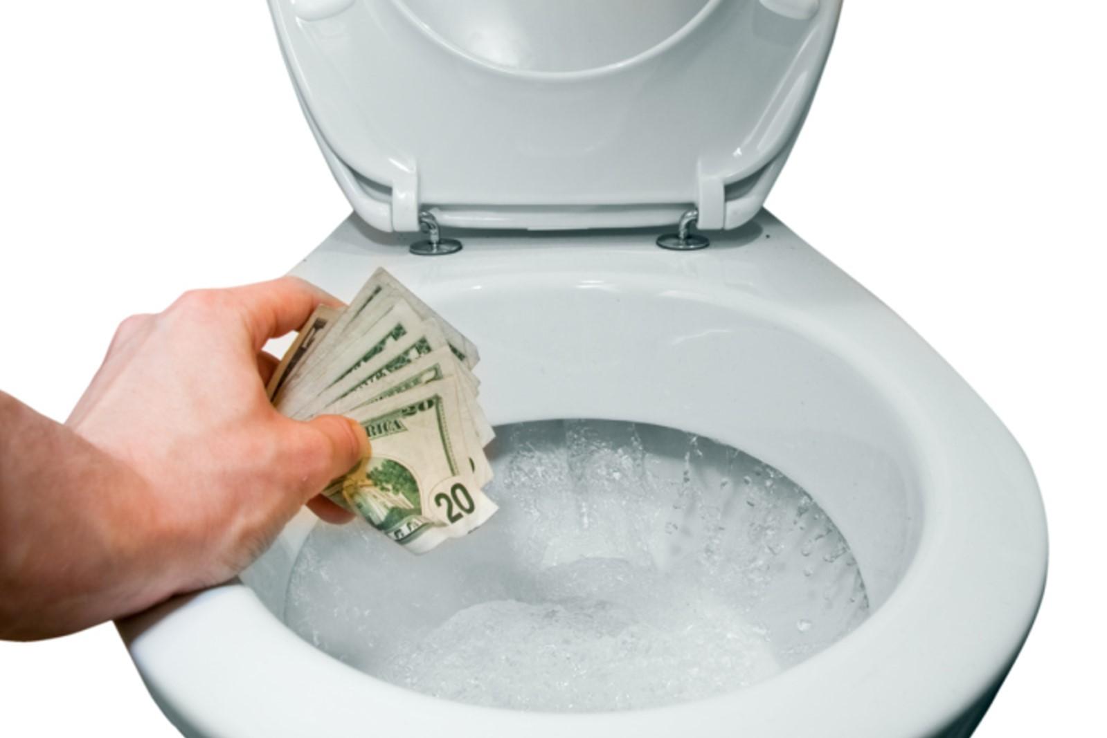 Plumbing Tip - Easily Fix a Running Toilet